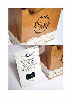 Invitaciones #urna #regalos #detalles #bridal #wedding #vintage #casamiento