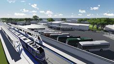 Pregopontocom Tudo: Governo da Bahia anunciou plano de investimentos de mais de R$ 1,5 bi para transportes sobre trilhos...