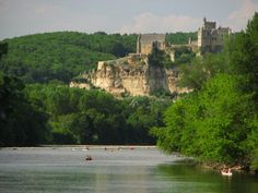 Chateau de Beynac, Perigord, France