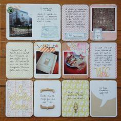 shopEvalicious.com: Project Life Cards | Tutorial