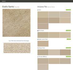 Arabian Nights Granite Collection Natural Stone Slabs
