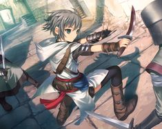 Assassin Creed (Anime)