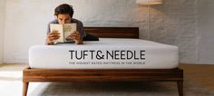 Shop online for Tuft & Needle at Huckberry for their bestselling memory foam mattresses. Exclusive online deals: 100% Free shipping and returns, and 10% Store Credit Back.