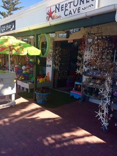 Lots of intriguing shops to explore in the beautiful town of Langebaan. #capetownvolunteer #ctrci