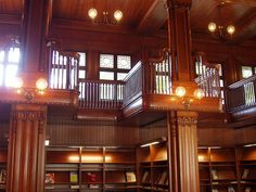 Thomas Crane Public Library - Quincy, MA