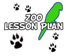 Free zoo lesson plans - songs, printables, games, and more