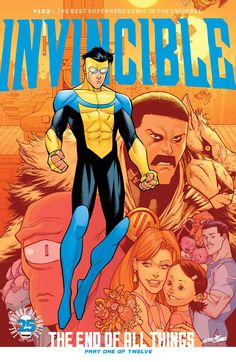 Invincible #133 #Skybound #Image @skybound @imagecomics #Invincible Release Date: 2/21/2017