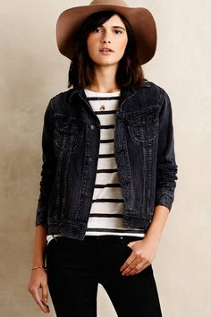 Citizens of Humanity Dakota Denim Jacket - anthropologie.com