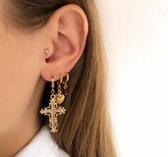 200fdfe0f Bohemian Accessories, Gold Accessories, Summer Accessories, Aesthetic  Fashion, Alternative Fashion, Ear