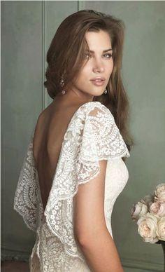 Arquivo para vestido de noiva boho - Detalhes de Casamentos por Cláudia Alvim