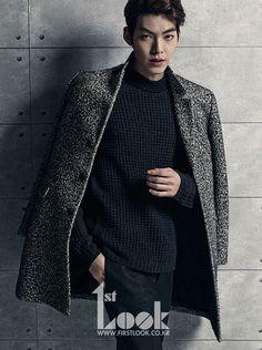 1st Look, Vol. 60, 2013.12, Kim Woo Bin