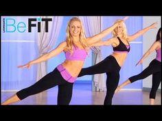 Tracey Mallett: FuseDance Cardio Melt Workout- Interval Fat Burn - YouTube