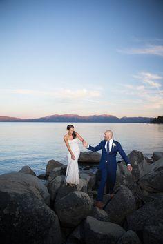 Romantic Lake Tahoe Wedding | Ciprian Photography | Summit Soiree | Reverie Gallery Wedding Blog