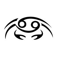 Zodiac - Cancer Tattoo
