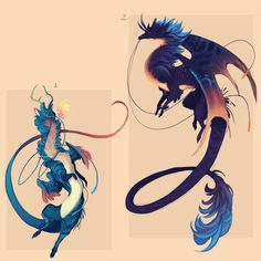 Some dragon designs I did last Monday What I'm interested in: Usd Points Icons Pixel Art ( please show examples ) Designs(Already mad. Mythical Creatures Art, Mythological Creatures, Magical Creatures, Fantasy Creatures, Cat Bedroom, Dragon Artwork, Dragon Design, Monster Art, Creature Design