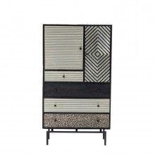 Buffet rétro gris - Art House - Kare Design