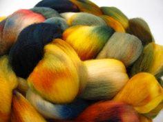 Merino Top 6 oz - Wicked Sisters by Neauveau Fiber Art and Handspun Yarn Shop