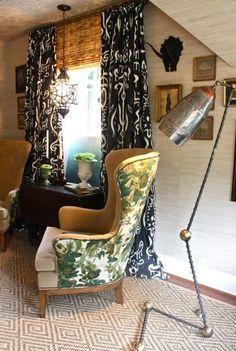 Interior Garden Rooms at the 2011 DC Design House