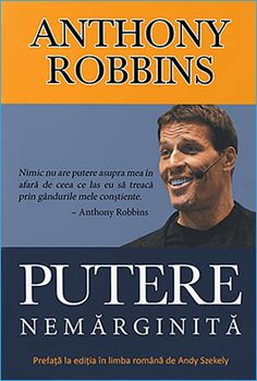 Cărți de dezvoltare personală: 21 cărți pe care le recomand Tony Robbins, Aikido, Personal Development, Acting, Books, Mai, Dreams, Yearly, Social Status