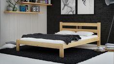 Unser Bett eignet sich ideal für Gästehäuser, Pensionen, Ferienwohnungen und Herbergen 🏚🏢🏫🏫 Es zeichnet sich durch starke, stabile Struktur und modernes, modisches Design 😍😍  ✅ Verfügbare Abmessungen:90/120/140/160cm  #Bett #Ehebett #Kinderbett #Doppelbett #BettmitLattenrost Decor, Couch, Bed, Furniture, Futon, Home Decor, Toddler Bed