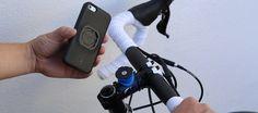 iPhone Bike Mount, iPhone 5 bike Mount | Quad Lock - iPhone Bike Mount  Got it. Love it.