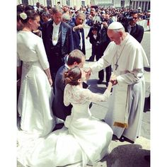 """""""There are always three to be married."""" -  Archbishop Fulton J. Sheen"""
