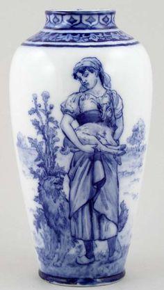 China vase c.1916