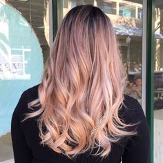 What do you think about this hair color? Comment below By @suzyhairstylist