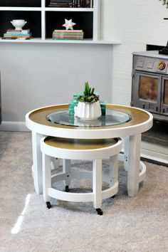 Elegant Nesting Tables Australia