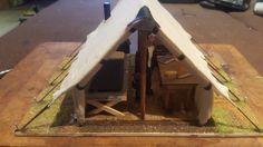 Lamber Tent 1:22.5 Spur G Eigenbau