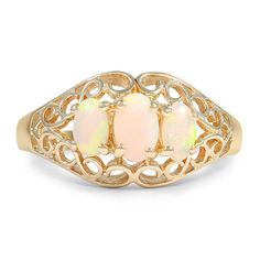 14K Yellow Gold The Sharri Ring from Brilliant Earth