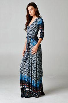 Isabella Dress in Moonlight