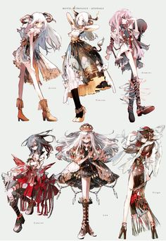 Game Character Design, Fantasy Character Design, Character Creation, Character Design References, Character Design Inspiration, Character Art, Creature Concept Art, Fashion Design Drawings, Zodiac Art