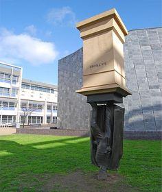 Détonnantes sculptures
