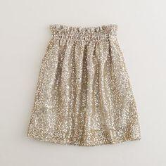 J. Crew Sequin Skirt; LOVE!