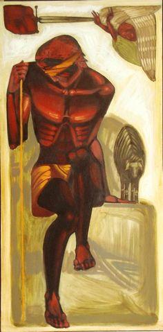 Author: Ivanka Demchuk» Sacrifice of Isaac - contemporary