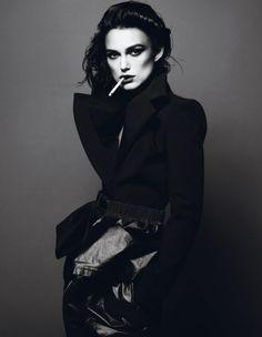 Keira Knightley x Interview Magazine