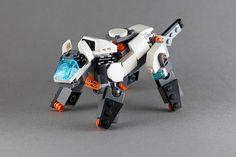 Command Wolf-1 | LEGO31034 rebuild | LEGO 7 | Flickr