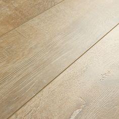 Armstrong Rustics Oak Etched Tan Laminate Flooring L6642