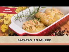 Batatas ao Murro - Receitas de Minuto EXPRESS #108 - YouTube