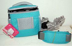 Camera Shoulder Bag Turquoise Tuff Luv Rain Cover Case for SLR DSLR Canon Nikon | eBay