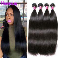 Brazilian Virgin Hair 4 Bundles Straight Hair 7a Unprocessed Virgin Hair Cheap Bundles Of Weave Brazilian Hair Weave Bundles