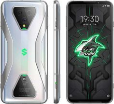 General overview of Xiaomi Black Shark Price of Xiaomi Black Shark 3 is and Xiaomi Black Shark 3 features are AMOLED display, Snapdragon 865 chipset, 4720 mAh battery, 256 GB storage, 12 GB RAM. Latest Cell Phones, Big Battery, Mobile Price, Display Technologies, Android Smartphone, Dual Sim, Samsung, Aliexpress, Shark