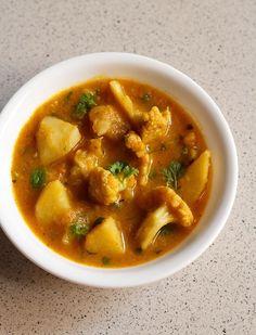 gobi recipes | 16 veg gobi recipes | easy cauliflower recipes