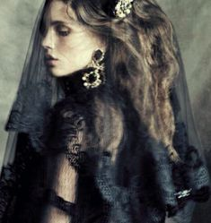 french actress marine vacth photographed by paolo roversi for vogue italia