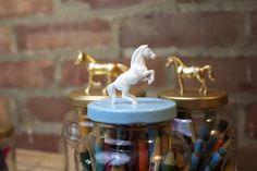 DIY: Decorative Jars | Horses & Heels