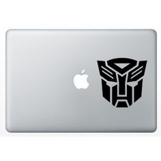 Transformers Macbook Decals Autobots Macbook by WowserCases, $4.99