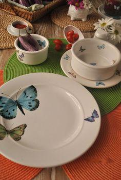 Platos mariposas | Ana Pastor tienda