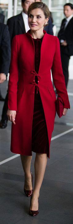 La Reina Letizia de Felipe Varela