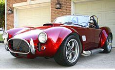 Factory Five Mk4 Cobra. I WILL build this.